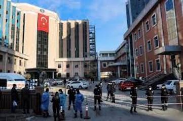 कोविड-19 मरीजों का इलाज कर रहे बगदाद के अस्पताल में लगी आग, 15 की मौत