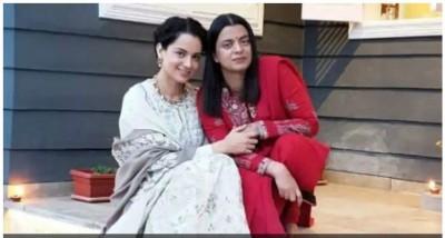 बॉम्बे हाई कोर्ट  ने कंगना रनौत  और उनकी बहन रंगोली चंदेल  को गिरफ्तारी से फिलहाल अंतरिम राहत दी है.