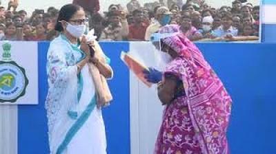 ममता बनर्जी ने नंदीग्राम और भवानीपुर विधानसभा सीट से चुनाव लड़ने का किया एलान