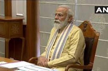 प्रधानमंत्री ने आंध्र प्रदेश के मुख्यमंत्री से राज्य में कोविड-19 की स्थिति पर चर्चा की