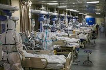 राजस्थान: कोविड-19 मरीजों की संख्या में वृद्धि के साथ तेजी से भर रहे हैं अस्पतालों के बिस्तर