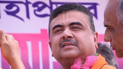 नेताजी के मन में भगवान राम के लिए श्रद्धा का भाव था: शुभेंदु अधिकारी