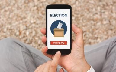 तेलंगाना ने स्मार्टफोन आधारित 'ई-वोटिंग' ऐप विकसित किया