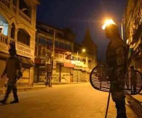 मणिपुर में शाम सात बजे से सुबह पांच बजे तक कर्फ्यू लागू