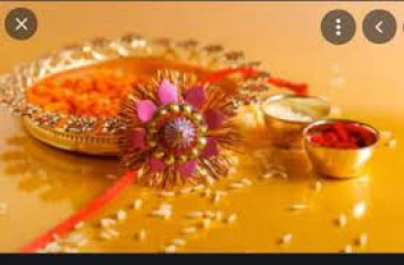 भाई-बहन का त्यौहार - रक्षाबंधन  ज्योति शर्मा