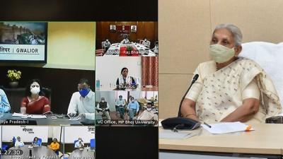 कोरोना वायरस संक्रमण रोकने में जनता कर्फ्यू अत्यंत कारगर : आनंदीबेन पटेल