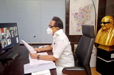 स्टालिन की निजी अस्पतालों से कोविड-19 मरीजों के लिये अतिरिक्त प्रयास करने की अपील