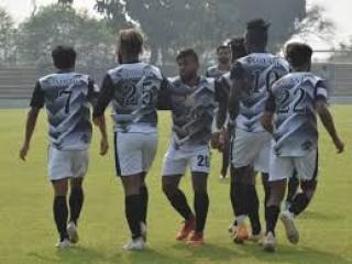 मोहम्मडन स्पोर्टिंग के सामने रीयल कश्मीर एफसी की कड़ी चुनौती