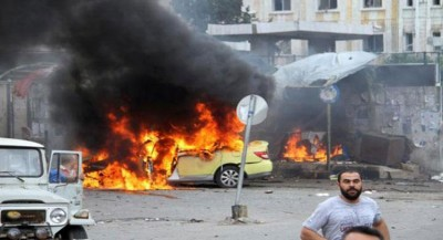 अफगानिस्तान के बमियान में बम विस्फोट में 14 लोगों की मौत