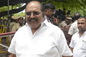तमिलनाडु के कृषि मंत्री कोविड-19 से संक्रमित पाये गये