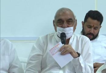 हुड्डा ने हरियाणा में 'विपक्ष आपके समक्ष' कार्यक्रम शुरू करने की घोषणा की