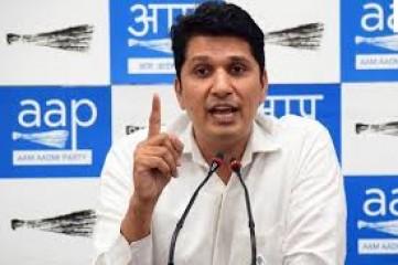 अब समय आ गया है कि भाजपा नगर निगमों की जिम्मेदारी हमें सौंप दें: आप