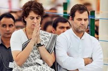 पटेल कांग्रेस के स्तंभ थे जो मुश्किल दौर में पार्टी के साथ खड़े रहे: राहुल