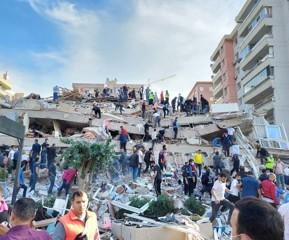 भूंकप के झटकों से दहला ग्रीस और तुर्की, 7.0 रही तीव्रता, कई इमारतें गिरीं और सूनामी ने भी मचाई तबाही