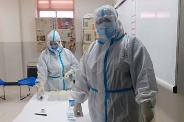 मिजोरम में कोविड-19 के नौ नए मामले, संक्रमितों की संख्या बढ़कर 4,500 हुई