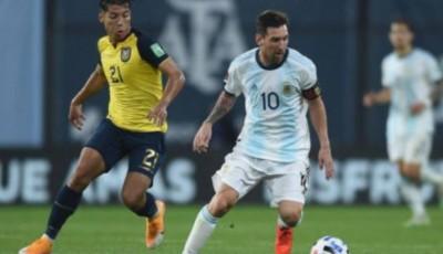 विश्व कप क्वालीफायर : ब्राजील ने उरूग्वे को, अर्जेंटीना ने पेरू को हराया