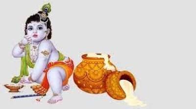 श्रीकृष्ण जन्माष्टमी  ज्योति शर्मा