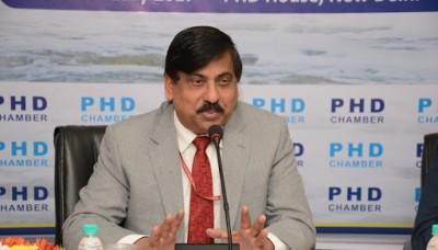 यू. पी. सिंह ने वस्त्र मंत्रालय के सचिव का कार्यभार संभाला