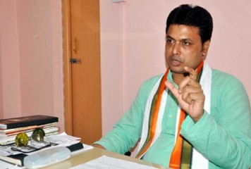 त्रिपुरा में 80 प्रतिशत घरों में विवेकानंद की तस्वीर हो तो भाजपा अगले 30 साल तक राज कर सकती है: देब