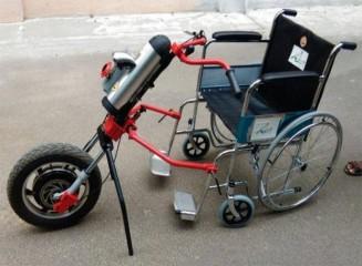 आईआईटी-मद्रास के शोधकर्ताओं ने स्वदेशी मोटर चालित व्हीलचेयर वाहन तैयार किया