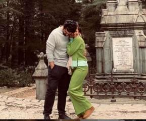 मलाइका अरोड़ा ने शेयर की अर्जुन कपूर के साथ अनसीन रोमांटिक फोटो, लिखा- 'जब तुम पास होते हो...
