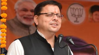 भाजपा को छोड़कर सभी पार्टियों का एजेंडा केवल चुनाव: मुख्यमंत्री धामी