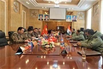 भारत-चीन सैन्य वार्ता करीब 16 घंटों तक चली