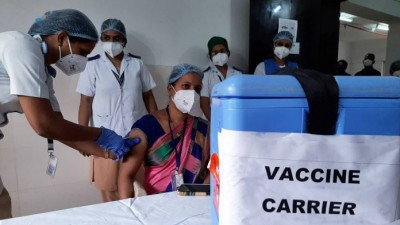 दिल्ली में 67,000 से ज्यादा लोगों को टीके की खुराक दी गयी