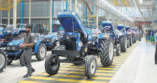 सोनालिका समूह ने मई में ट्रैक्टर बिक्री में 18 प्रतिशत की वृद्धि की सूचना दी