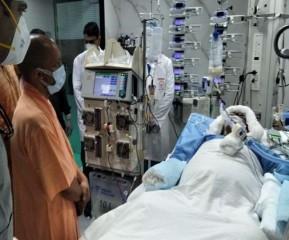कल्याण सिंह की स्थिति नाजुक, योगी ने स्वास्थ्य की जानकारी ली