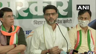 चुनाव का एजेंडा राजद-कांग्रेस तय कर रहे है, महागठबंधन की जीत तय: सचिन पायलट