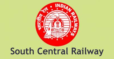 दक्षिण मध्य रेलवे ने बीते वित्त वर्ष में 750 किमी. ट्रैक का विद्युतीकरण किया