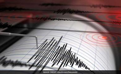 पेरू के उत्तर प्रशांत तट पर 6.1 तीव्रता का भूकंप