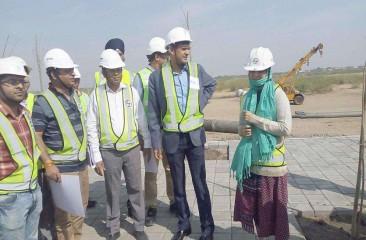गुजरात में धोलेरा अंतरराष्ट्रीय हवाईअड्डा के पहले चरण के निर्माण के लिये निविदा जारी