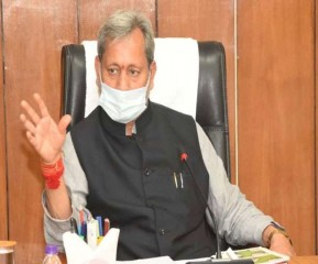 मुख्यमंत्री रावत ने श्रद्धालुओं से कुंभ में कोविड दिशानिर्देशों का पालन करने को कहा