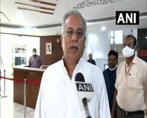 मंत्री के बेटे की गिरफ्तारी नहीं होती है। प्रियंका गांधी किसानों से मिलने जा रही हैं: भूपेश बघेल