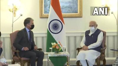 मोदी ने की अमेरिकी सौर पैनल कंपनी प्रमुख के साथ भारत की हरित ऊर्जा योजनाओं पर चर्चा