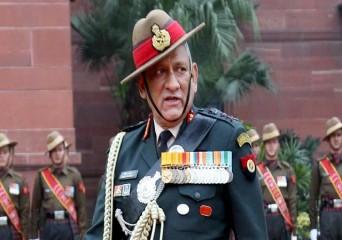 प्रमुख रक्षा अध्यक्ष जनरल रावत ने रूस में एससीओ सैन्य अभ्यास में भाग लिया