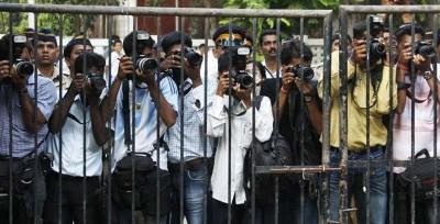 भ्रामक खबर फैलाने के आरोप में तीन पत्रकारों के खिलाफ मुकदमा
