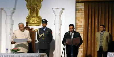 नागालैंड के लोकायुक्त ने उच्चतम न्यायालय के समक्ष इस्तीफे की मंशा जतायी