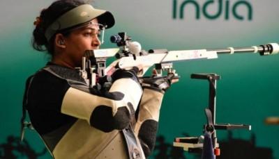 राष्ट्रमंडल खेल में स्वर्ण विजेता श्रेयसी के लिये आसान नहीं है चुनावी समर में निशाना लगाना