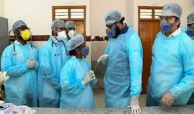 बिहार में कोरोना वायरस के मामले बढ़कर हुए 2,12,704 हुए, अब तक 1,058 लेागों की जान गयी