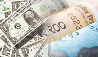 डालर के मुकाबले रुपया शुरुआती कारोबार में 18 पैसे चढ़कर 73.60 पर
