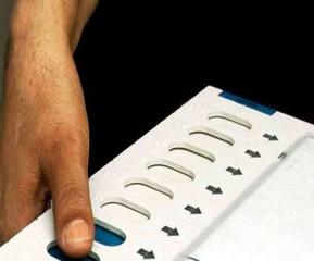 राजस्थान में तीन शहरों में निकाय चुनाव के पहले चरण में  तीन नगर निगमों के लिए मतदान