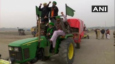 ट्रैक्टर रैली निकालना किसानों का संवैधानिक अधिकार है: किसान संगठन
