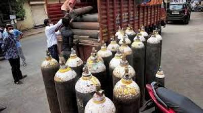 कोविड-19 मामलों में वृद्धि के मद्देनजर गोवा ने ऑक्सीजन सिलिंडरों के निर्यात पर पाबंदी लगाई