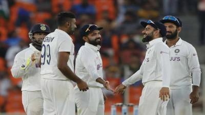 भारत ने तीसरा टेस्ट दूसरे दिन ही 10 विकेट से जीता