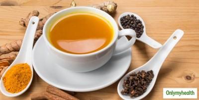 बदलते मौसम में रामबाण है हल्दी की ये आयुर्वेदिक चाय, इम्यूनिटी बूस्ट करने के साथ पाचन भी रखेगी दुरुस्त