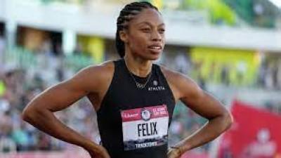 फेलिक्स ने 35 साल की उम्र में पांचवीं बार ओलंपिक में जगह बनाई