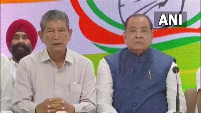उत्तराखंड के परिवहन मंत्री यशपाल आर्य, उनके विधायक पुत्र भाजपा छोड़ कांग्रेस में हुए शामिल